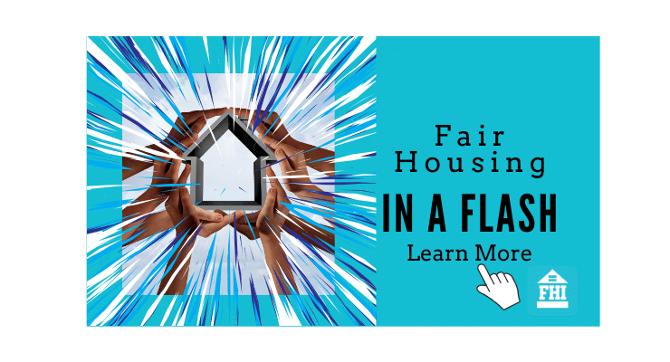 Fair Housing in a Flash Online Course
