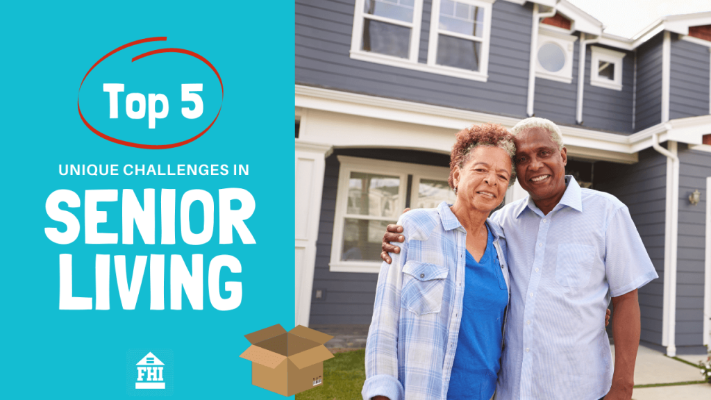 Fair Housing Five - Top 5 Unique Challenges in Senior Living