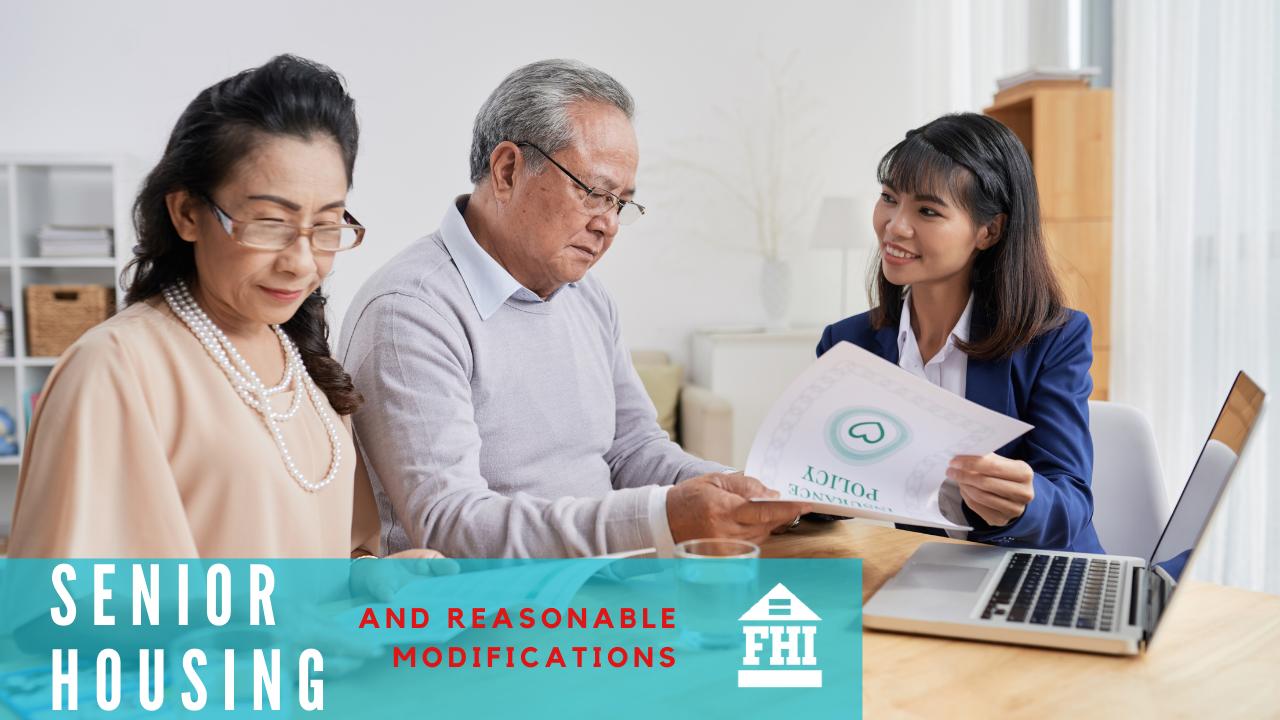 Senior Housing and Reasonable Modifications